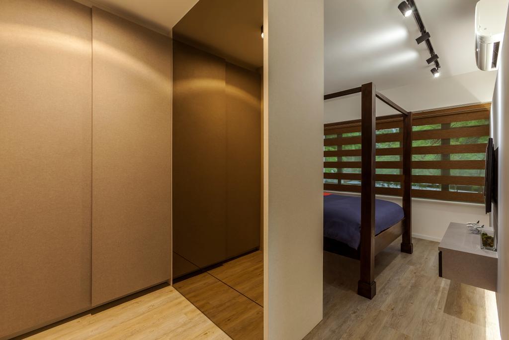 Scandinavian, HDB, Bedroom, Bedok Central (Block 219B), Interior Designer, The Interior Lab, Sink