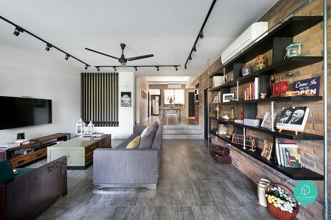 10 Clever Homes For Your Storage Woes