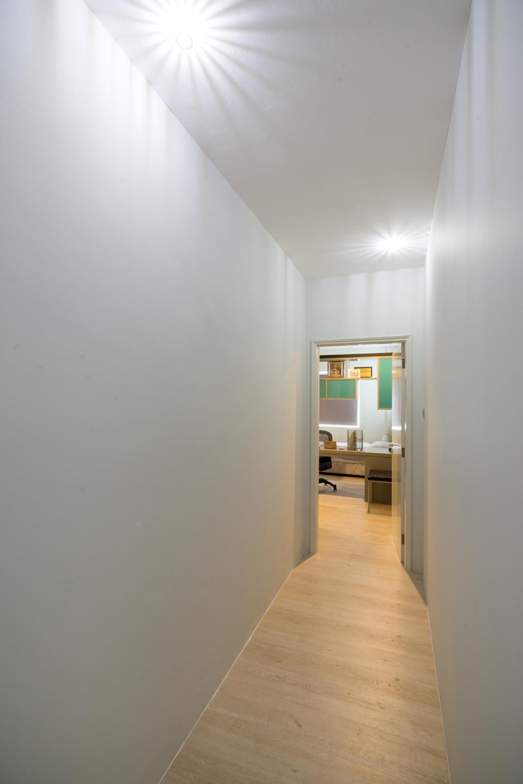 Modern, Landed, Sennett Terrace, Interior Designer, D Initial Concept, Contemporary