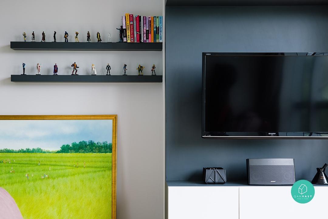 Renovation Journey: Home On Display