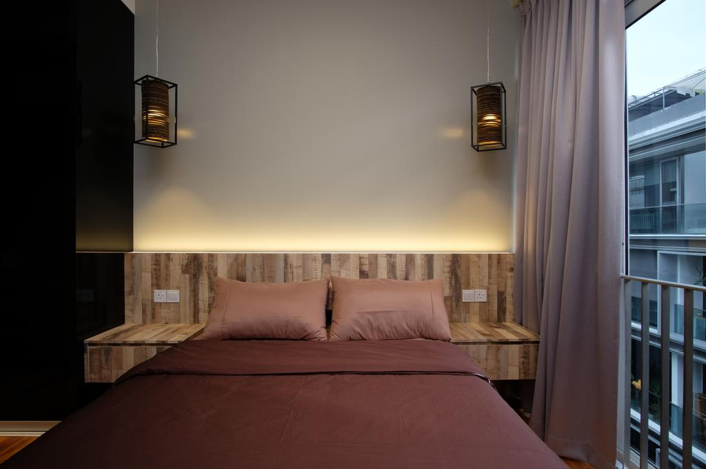 Transitional, Condo, Bedroom, Greenwich Condo, Interior Designer, DreamVision Designer