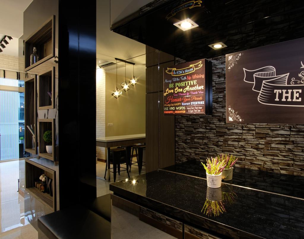 Transitional, Condo, Living Room, Greenwich Condo, Interior Designer, DreamVision Designer