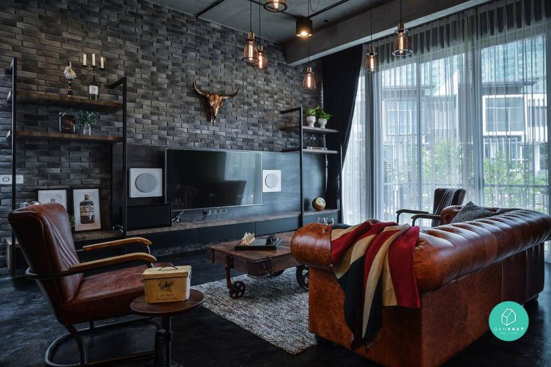 Get The Look: What'll Need For Industrial-Chic Interior