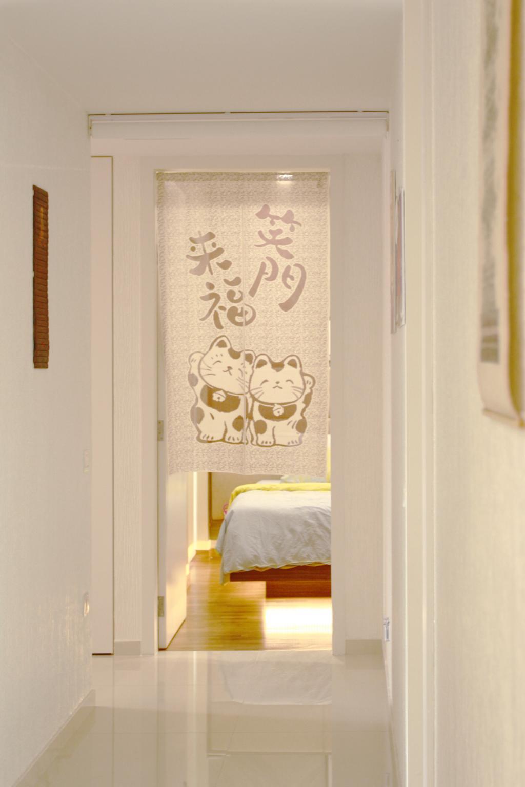 Contemporary, HDB, Bedroom, 20 Bedok, Interior Designer, Corazon Interior