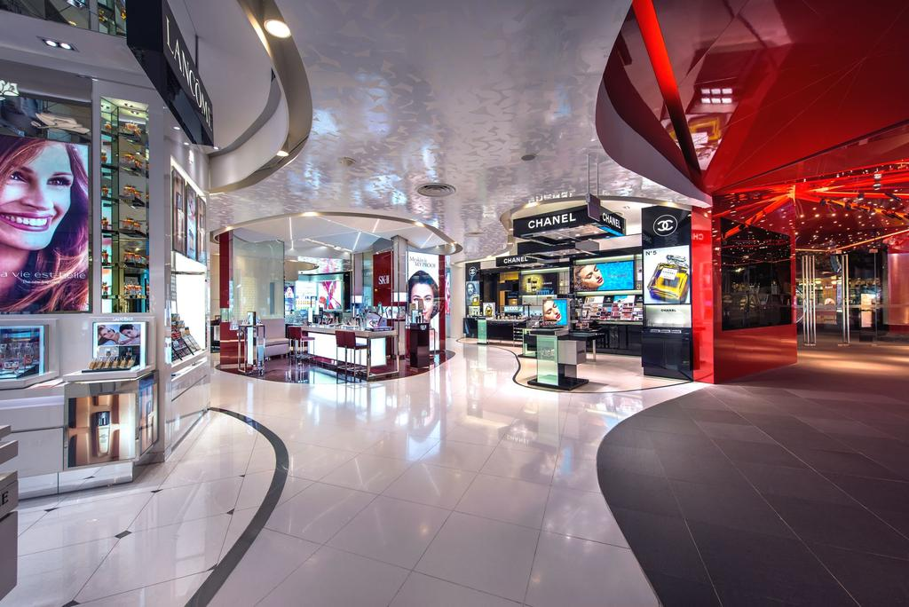 TANGS, Commercial, Architect, Ministry of Design, Modern, Outlets, High Ceiling, Grey Flooring, Gray Flooring, Kiosk