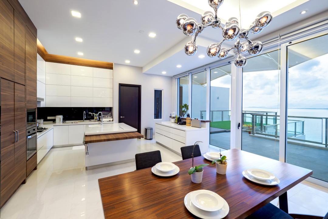 Quay Side, E&O @ Penang by Archiplan Interior Design
