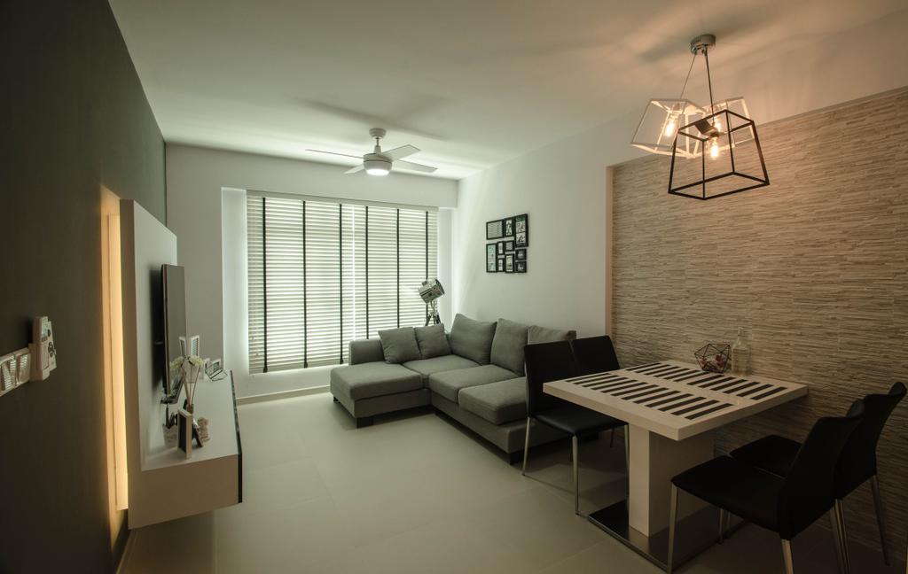 Living Room Interior Design Singapore Interior Design