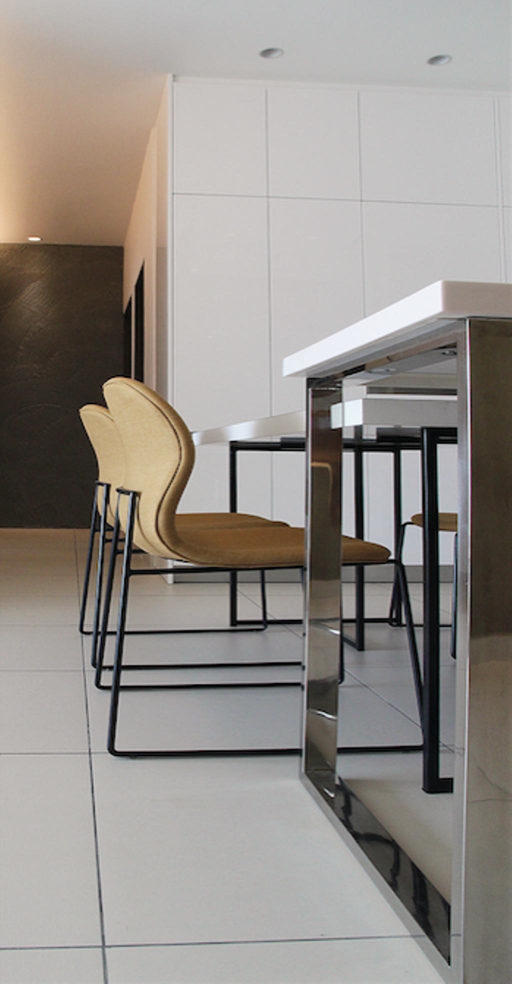 The Quintet @ Cameron Highland, Commercial, Interior Designer, Archiplan Interior Design, Modern, Industrial, Dining Room, Furniture, Dining Table, Table