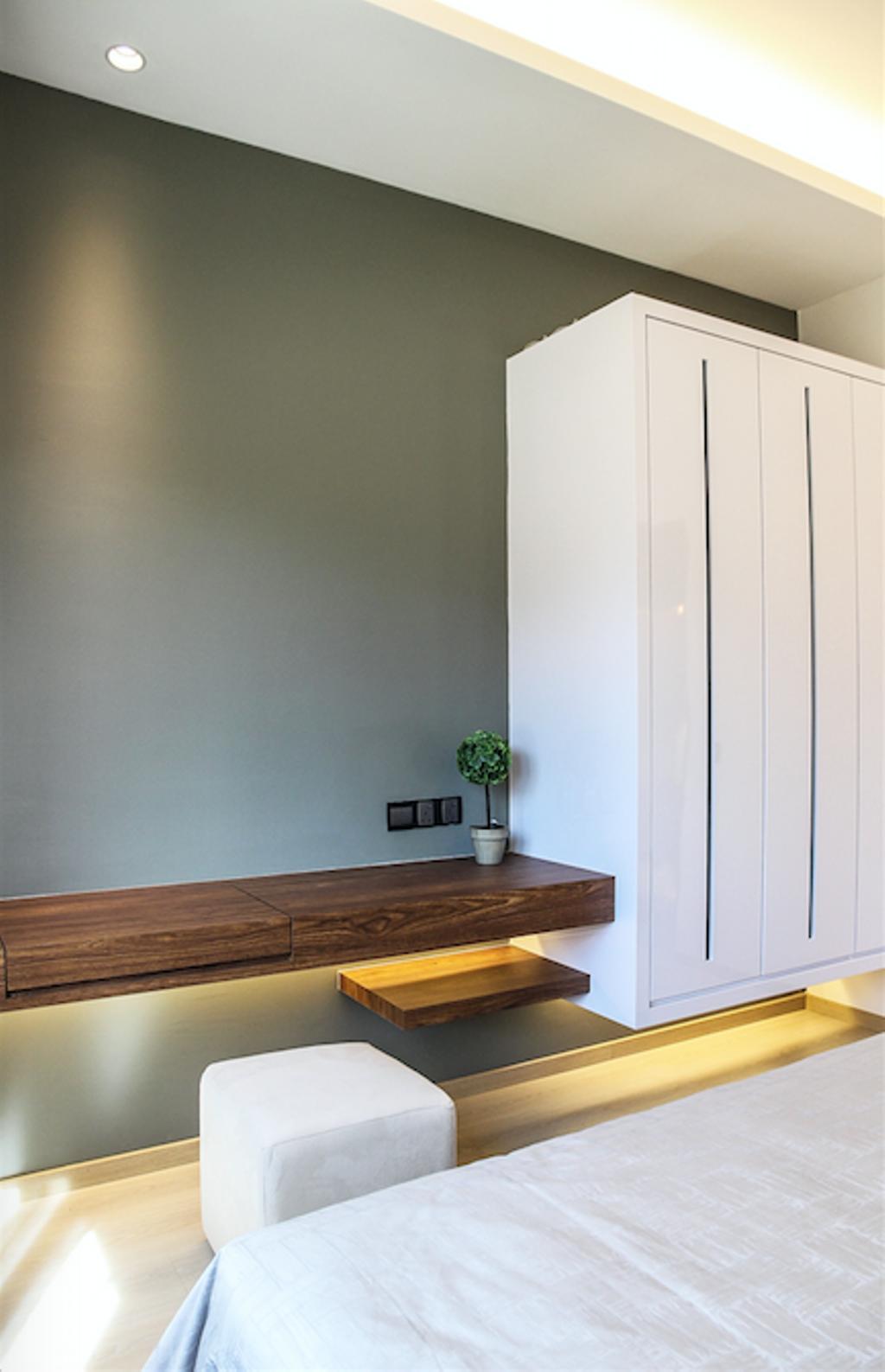 The Quintet @ Cameron Highland, Commercial, Interior Designer, Archiplan Interior Design, Modern, Industrial, Bedroom, Door, Sliding Door