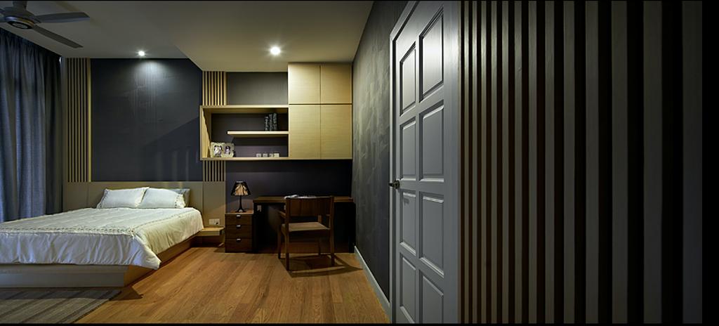 Modern, Condo, Bedroom, Sky Home, Penang, Interior Designer, Archiplan Interior Design, Contemporary, Dining Table, Furniture, Table