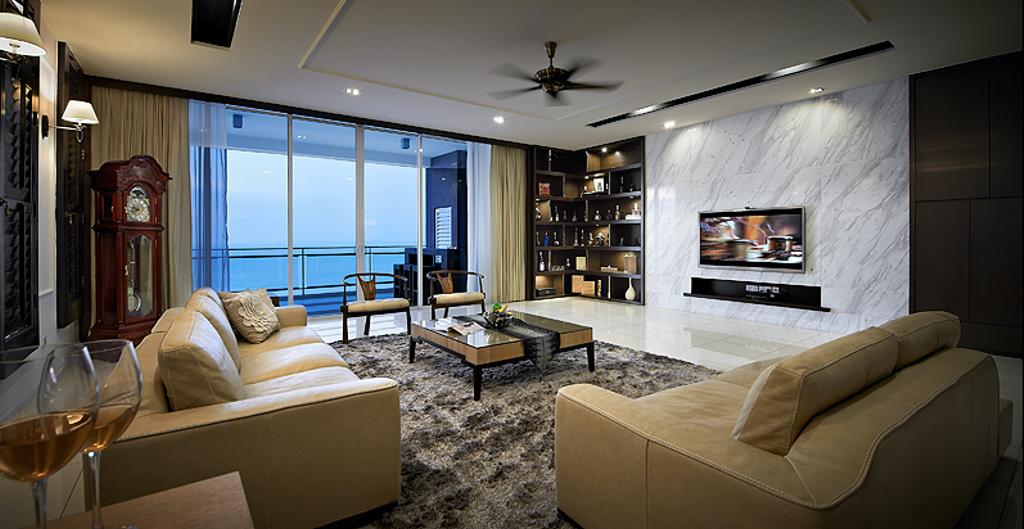 Sky Home, Penang by Archiplan Interior Design