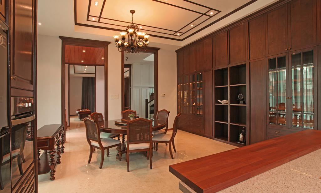 Fortune Residence, Codrington Road @ Penang by Archiplan Interior Design