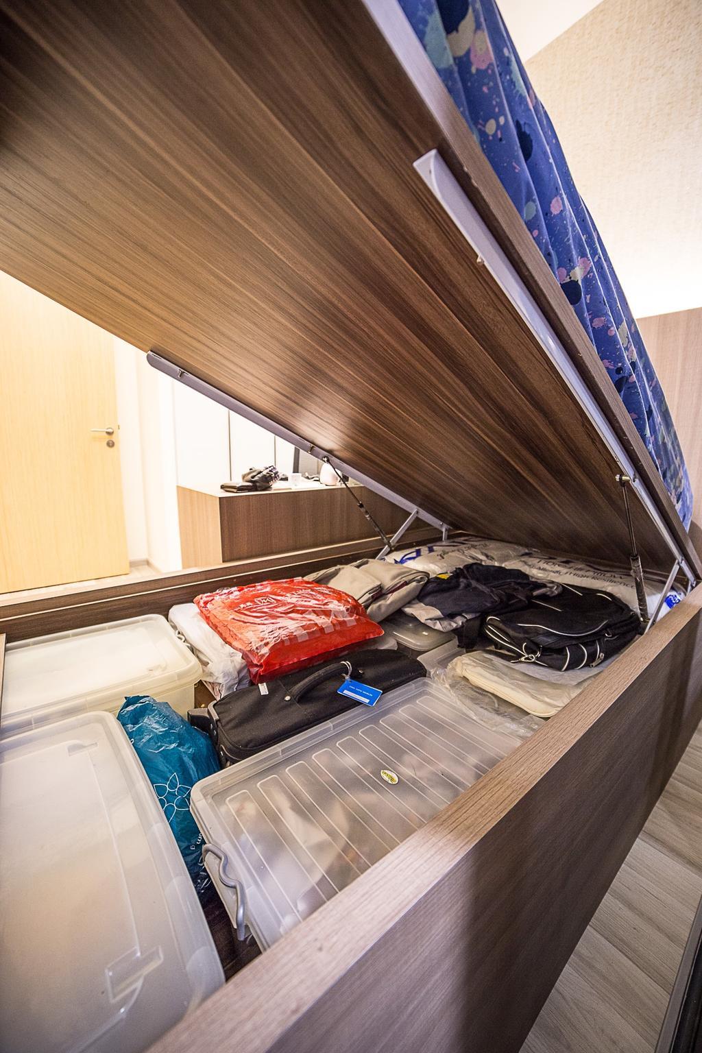 Modern, HDB, Bedroom, La Fiesta, Interior Designer, MET Interior