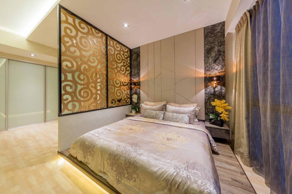 Modern, Condo, Bedroom, Ripple Bay, Interior Designer, Ciseern, Transitional, Indoors, Interior Design, Room, Molding, Door, Sliding Door
