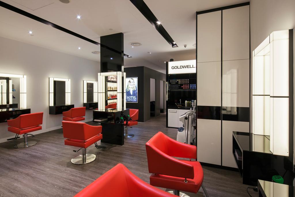 Pure Trim Hair Studio, Commercial, Interior Designer, De Style Interior, Contemporary, Chair, Furniture, Couch, Indoors, Interior Design