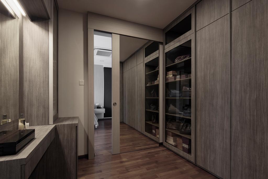 Contemporary, Landed, Bedroom, Jalan Jambu Mawar, Interior Designer, De Style Interior, Sink