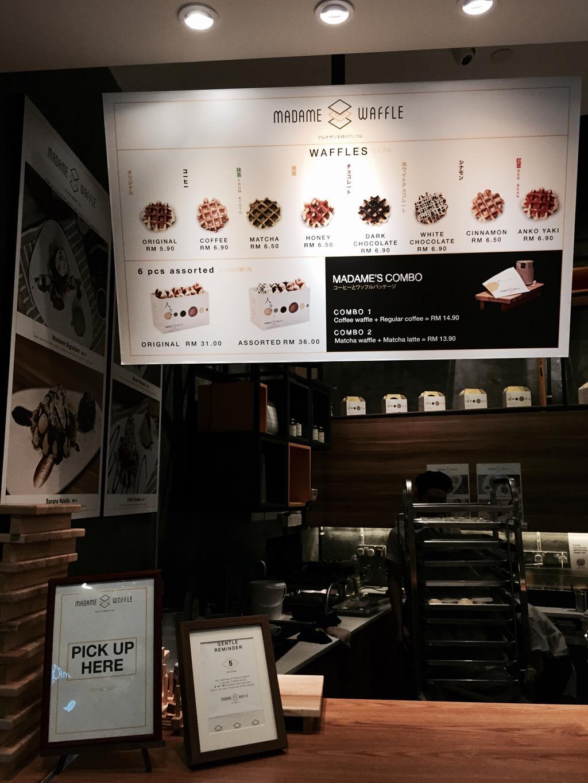 Madame Waffle @ Midvalley, Commercial, Interior Designer, MLA Design, Industrial, Cafe, Countertop, Cafe Counter