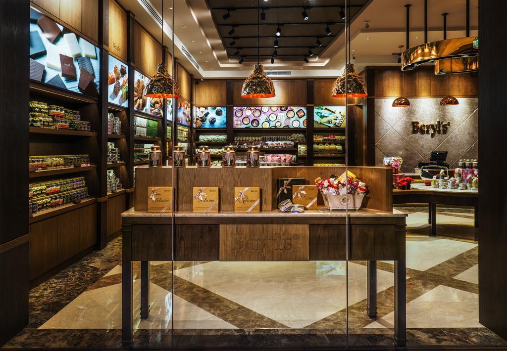 Beryl's Chocolate at Design Village, Commercial, Interior Designer, Archiplan Interior Design, Modern, Industrial, Food, Food Court, Restaurant, Shop