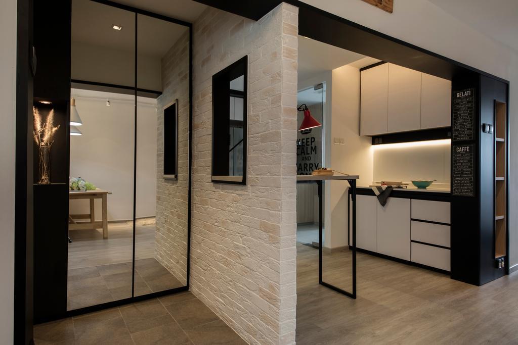 Living Room | Interior Design Singapore | Interior Design Ideas on