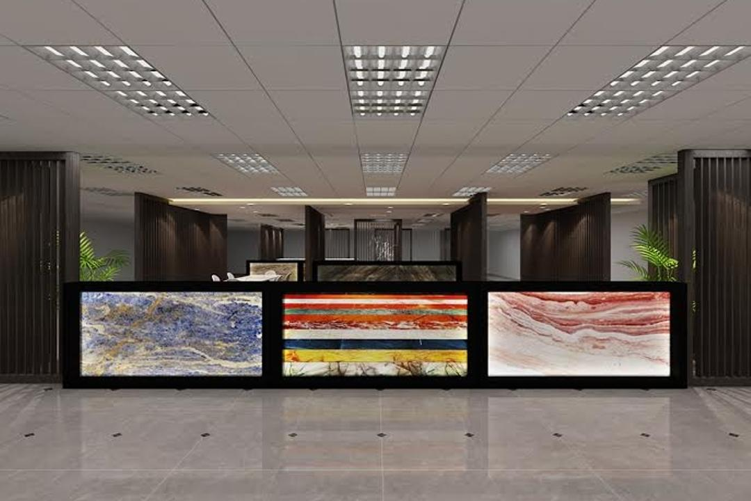 Sungei Kadut, Spire Id, Modern, Commercial, Ceiling Lighting, Ceiling Lights