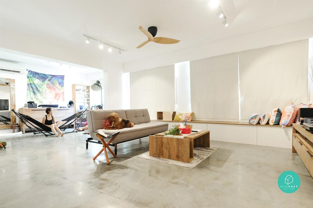 Home of the Month: Laid-Back Minimalism