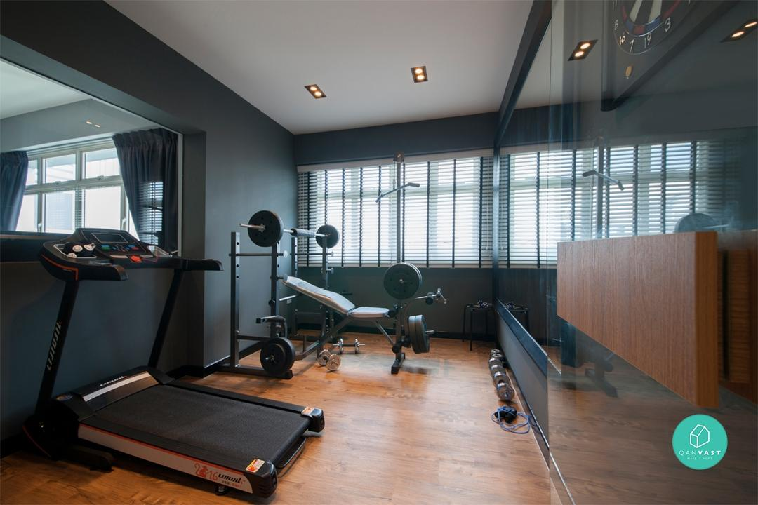 5 Ways to Get Fit In Your HDB/Condo