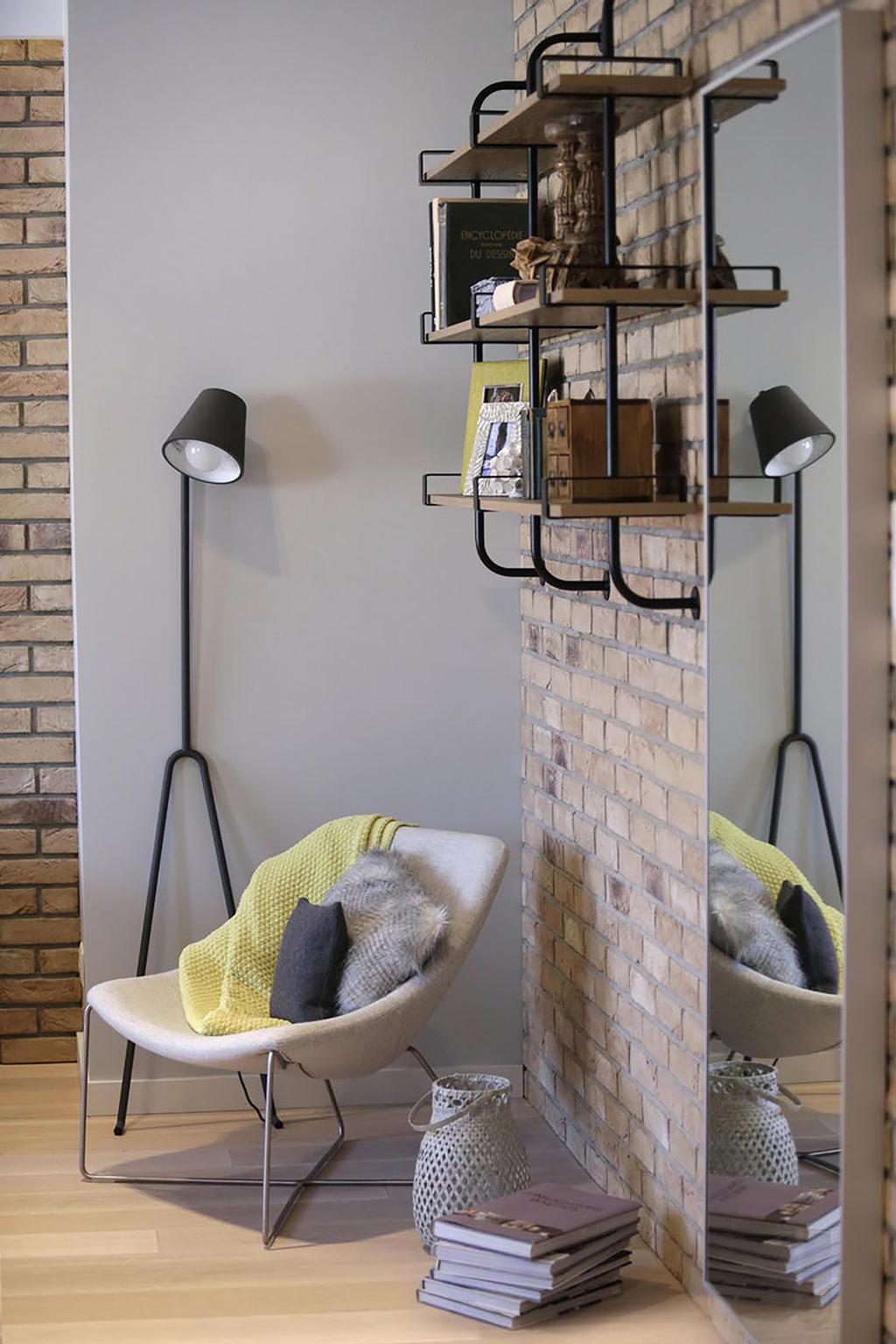 Minimalistic, Condo, Study, Poshgrove East, Interior Designer, ARK-hitecture, Industrial, Banister, Handrail