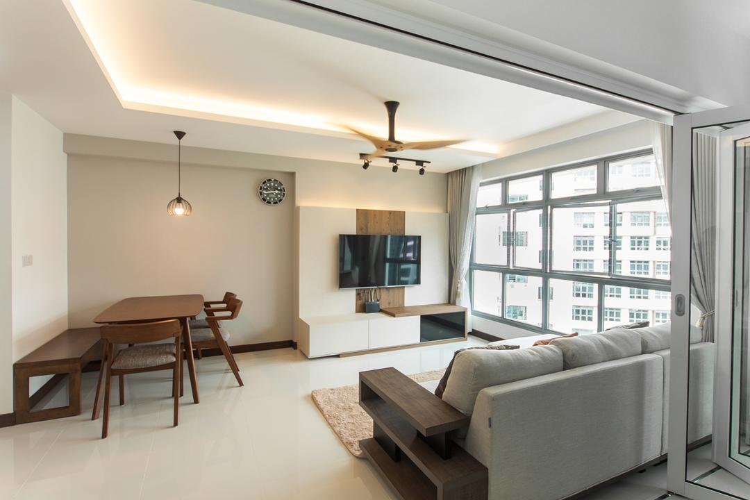 Upper Serangoon Road (Cape View) by Space Atelier