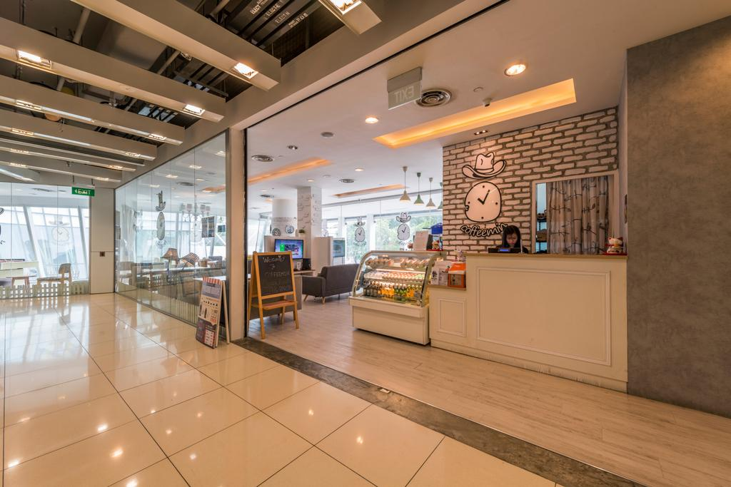 Eu Tong Sen, Commercial, Interior Designer, Tan Studio, Modern, Flooring
