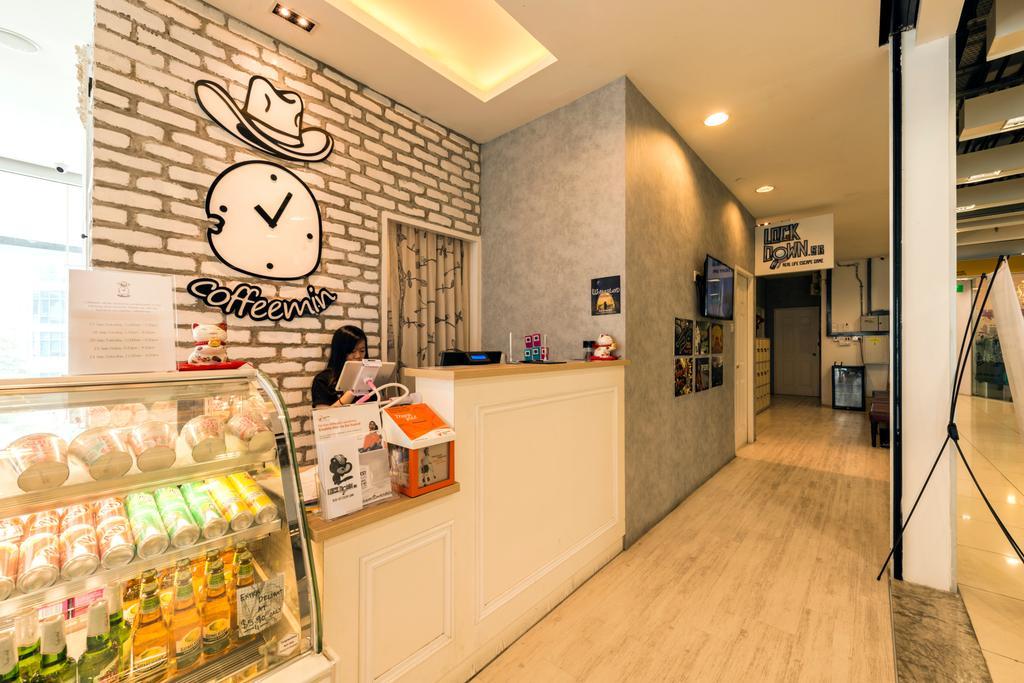 Eu Tong Sen, Commercial, Interior Designer, Tan Studio, Modern
