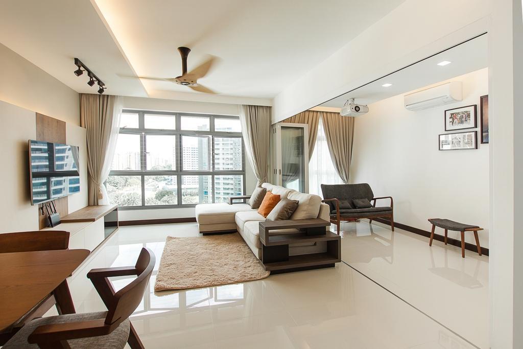 apartment complex in Singapore