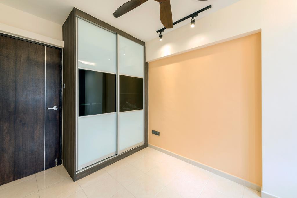 Modern, HDB, Study, Anchorvale Road, Interior Designer, Tan Studio