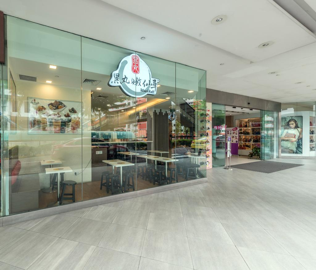 Choa Chu Kang Avenue 4, Commercial, Interior Designer, Tan Studio, Modern, Market, Supermarket, Flooring, Appliance, Electrical Device, Oven, Shop