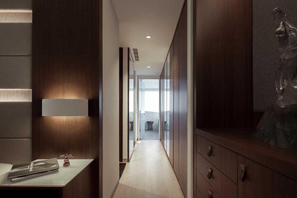 Modern, Landed, Bedroom, Kingmeads Roads, Interior Designer, Weiken.com, Sink, Bathroom, Indoors, Interior Design, Room, HDB, Building, Housing