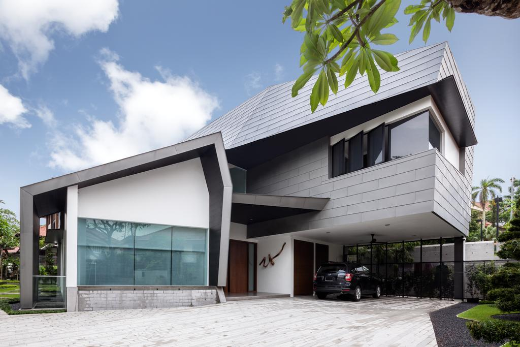 Modern, Landed, Kingmeads Roads, Interior Designer, Weiken.com, Building, House, Housing, Villa