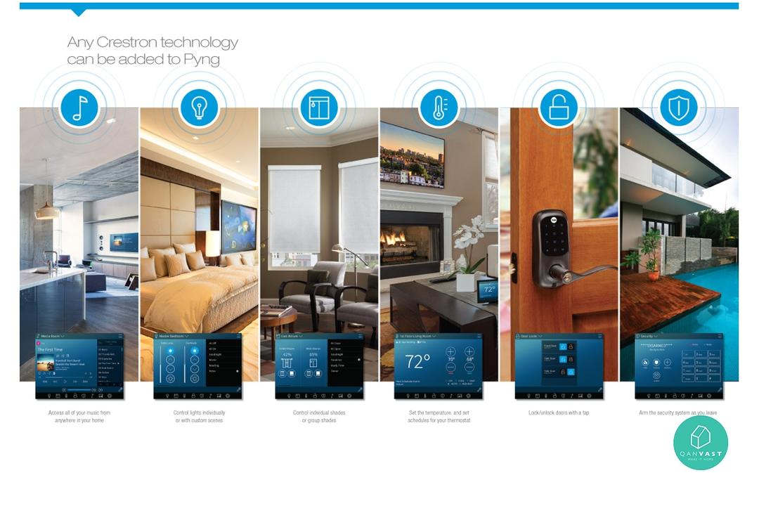 Harmonise The Sounds in Your Home with goSmart
