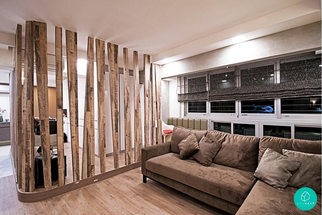 Affluent-Theme-Resort-100k-Living-Room-Wooden-Partition