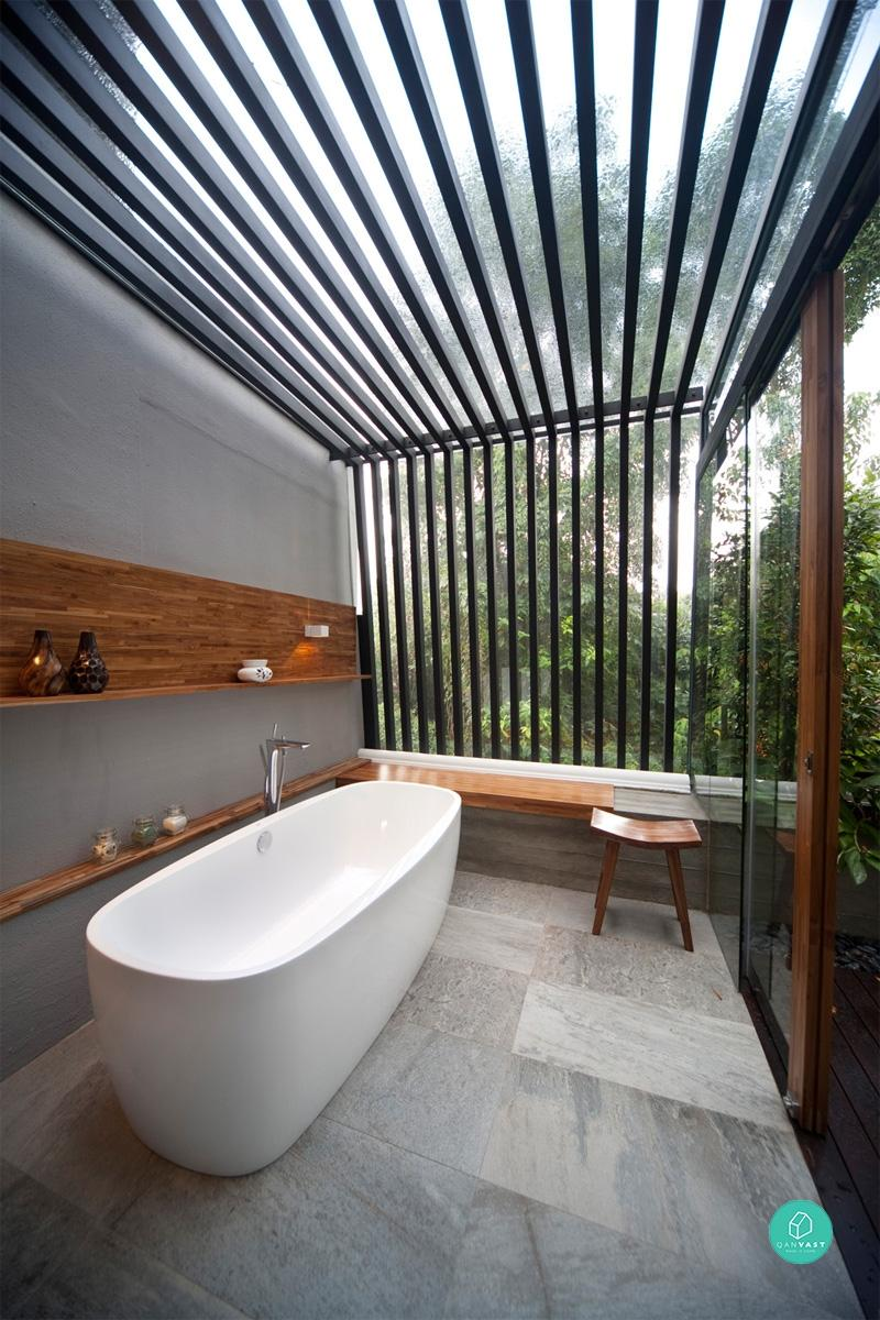 9 Luxury Spas That Are Actually Bathrooms At Home