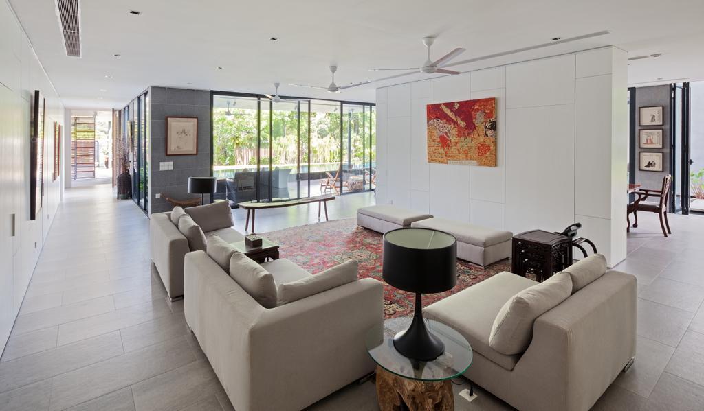Modern, Condo, Living Room, Mahon Park, Interior Designer, Weiken.com, Couch, Furniture