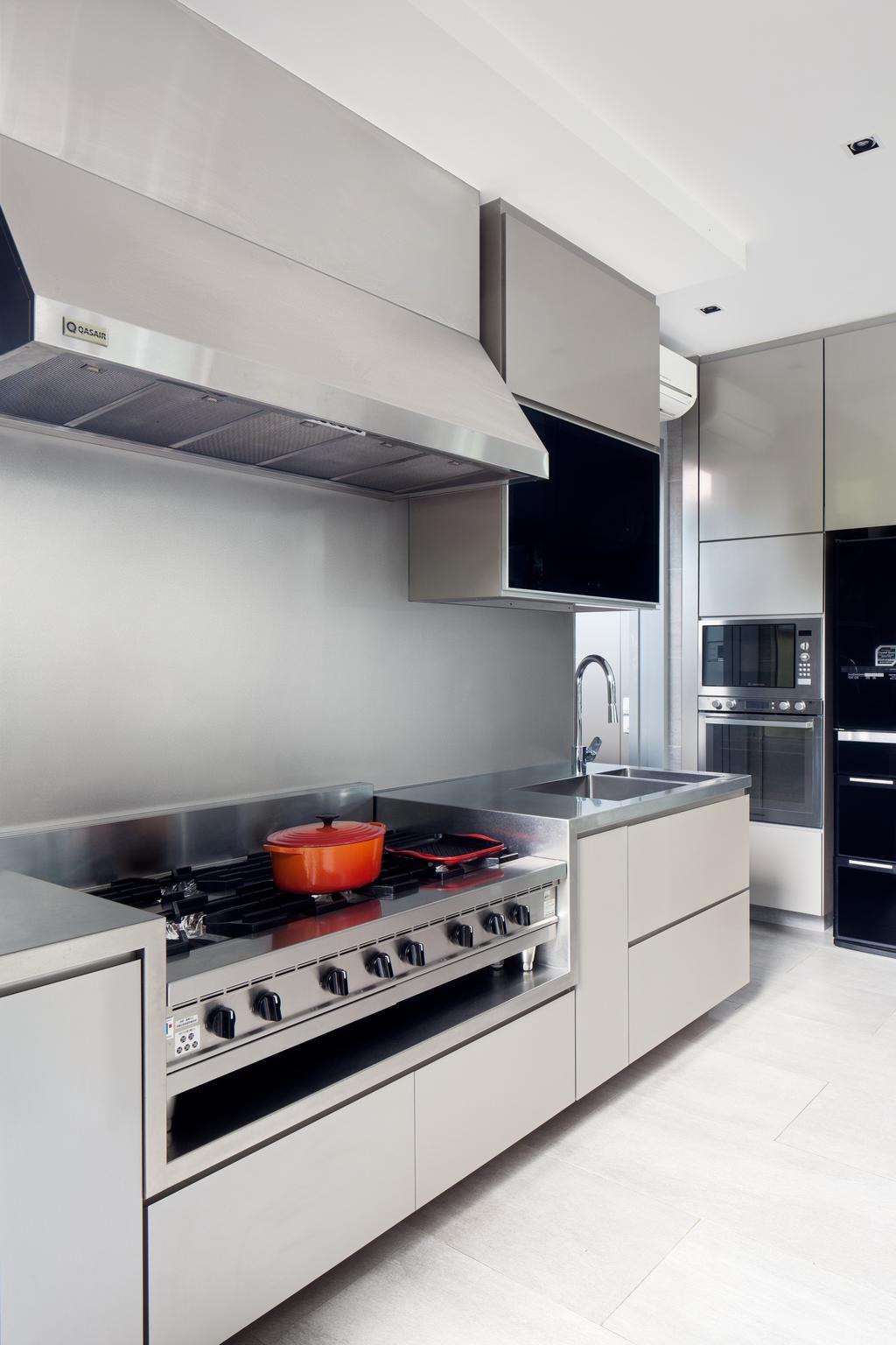 Modern, Condo, Kitchen, Mahon Park, Interior Designer, Weiken.com, Indoors, Interior Design, Room