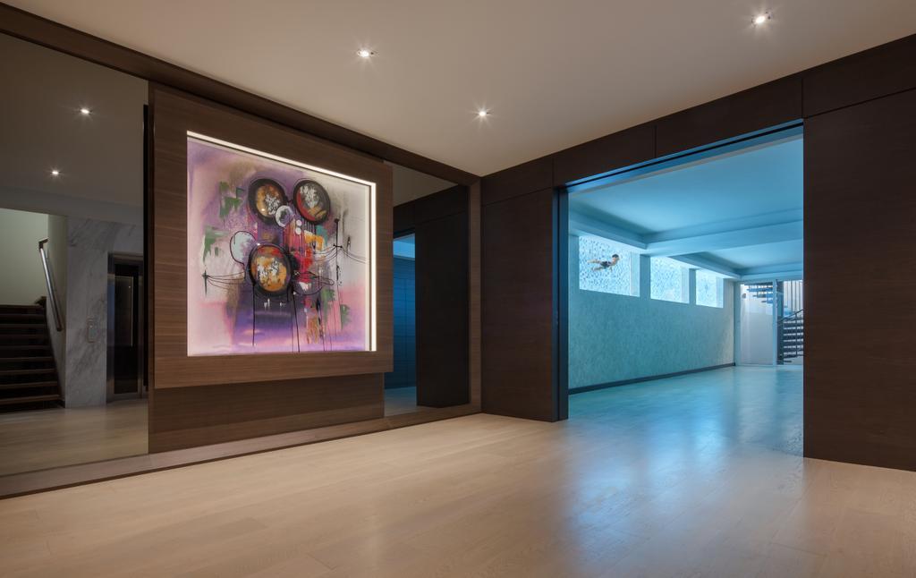 Modern, Landed, Carmicheal Road, Interior Designer, Weiken.com, Flooring, Art, Lighting
