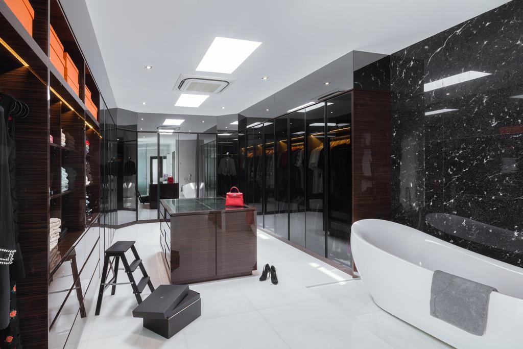 Modern, Landed, Carmicheal Road, Interior Designer, Weiken.com, Dining Table, Furniture, Table