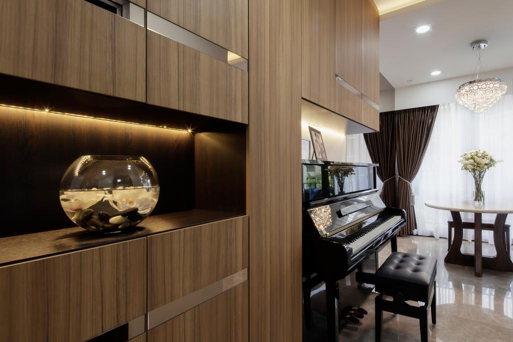 Modern, Condo, River Isles, Interior Designer, Weiken.com, Contemporary, Dining Table, Furniture, Indoors, Interior Design, Table, Chair