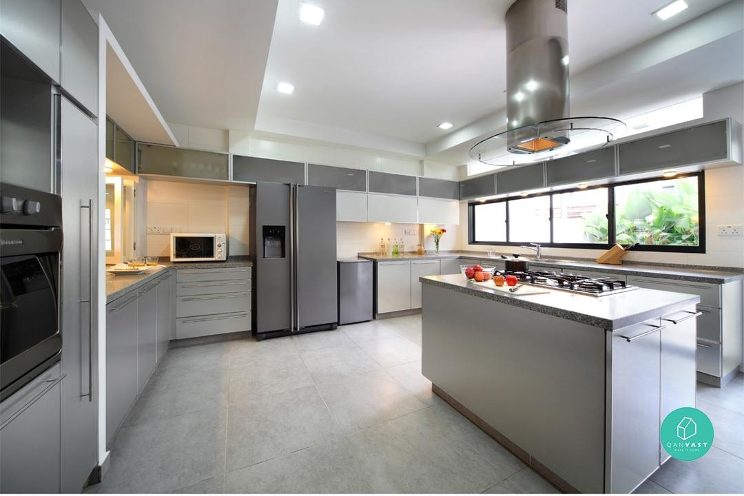 guide the best kitchen layout based on your lifestyle qanvast