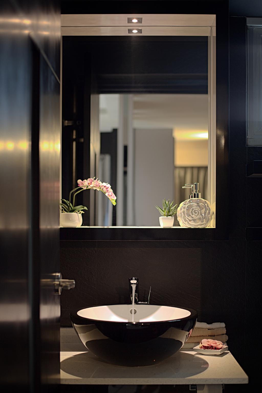HDB, Sumang Link, Interior Designer, Weiken.com, Flora, Jar, Plant, Potted Plant, Pottery, Vase, Art, Blossom, Flower, Flower Arrangement, Ikebana, Ornament