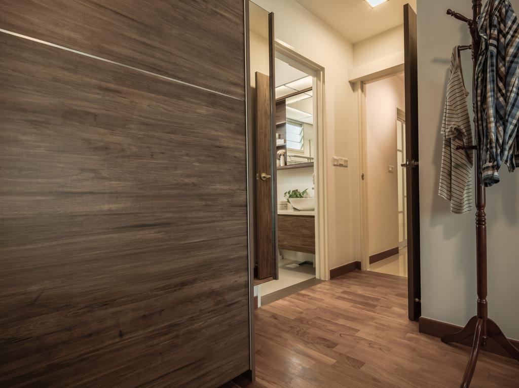 HDB, Compassvale Crescent, Interior Designer, Weiken.com, Floor