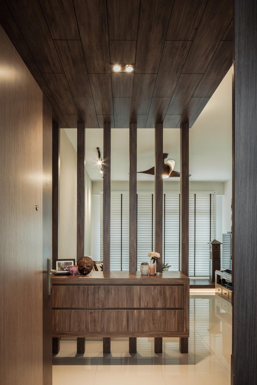 HDB, Compassvale Crescent, Interior Designer, Weiken.com