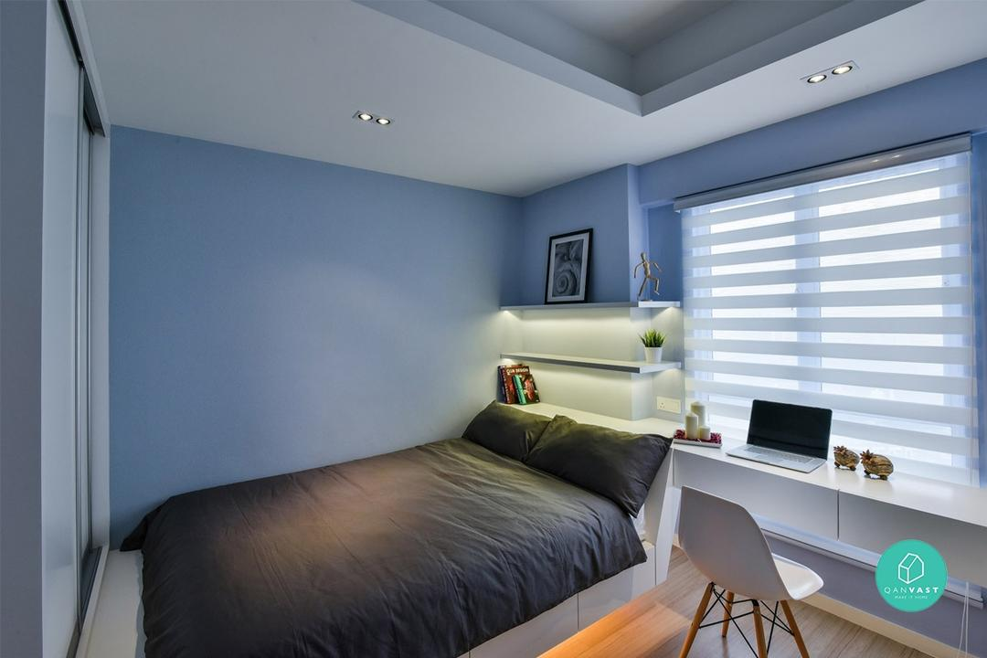 Ikea Inspired Ideas For Small Bedrooms Qanvast