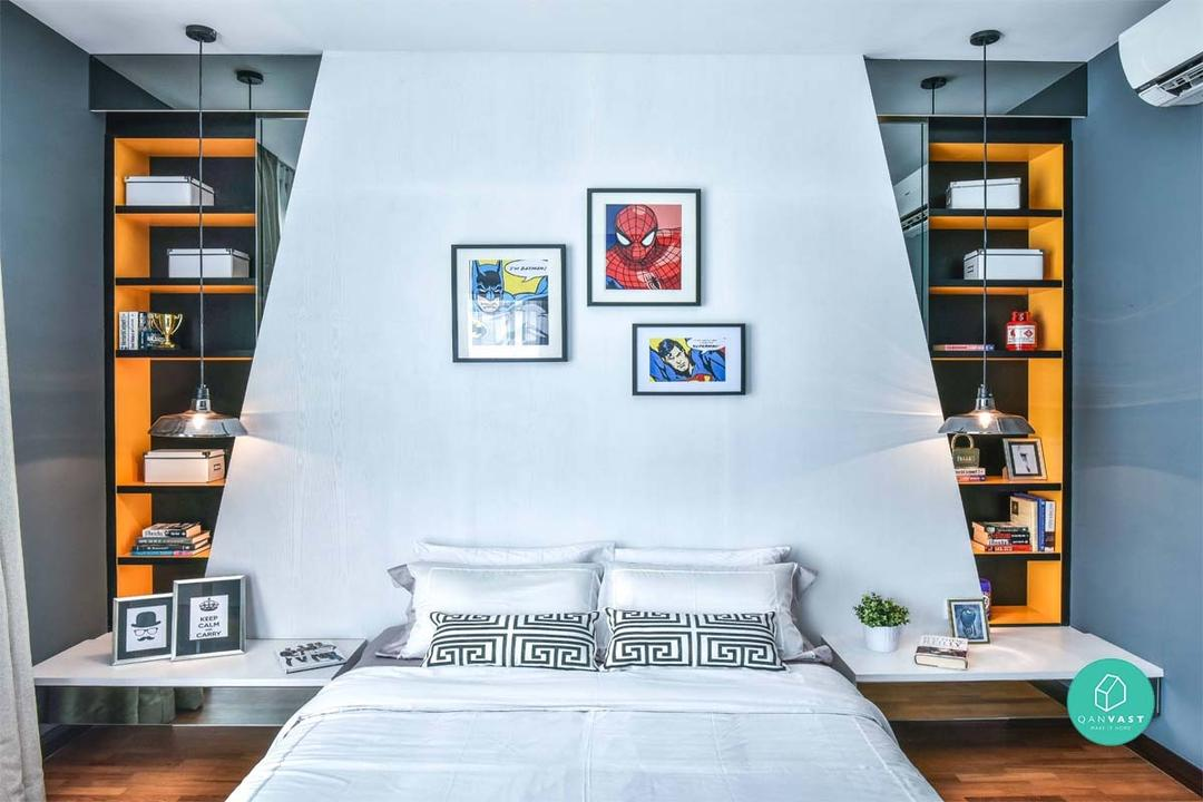 IKEA-Inspired Ideas for Small Bedrooms