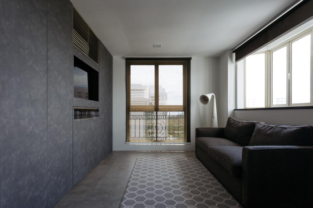 Modern, Condo, Palazzetto, Interior Designer, Schemacraft, Contemporary, Couch, Furniture